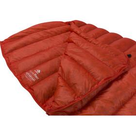 Sea to Summit Flame Fm0 Sleeping Bag Women Long red